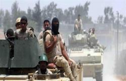 القوات المسلحة: القضاء على 46 إرهابيًا وتدمير 15 وكرًا شمال ووسط سيناء