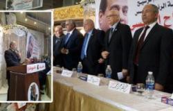 حماة الوطن: توجيه الجهود المصرية نحو التنمية المستدامة يزعج الجماعات الإرهابية