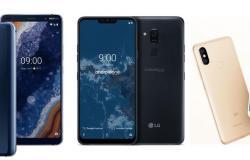 أبرز 5 هواتف تعمل بنظام أندرويد ون Android One لعام 2019