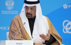 """الفالح: دول """"أوبك+"""" اقتربت من مستوى 90% من الامتثال بخفض إنتاج النفط في فبراير"""