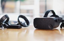 إتش بي تكشف النقاب عن نظارة الواقع الافتراضي Reverb