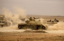 """الجيش العراقي يتحرك لردع عناصر """"العمال الكردستاني"""" قرب سوريا"""