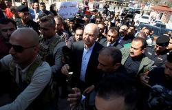 كارثة العبارة... أهالي الموصل يهاجمون الرئيس العراقي ومحافظ نينوى بالحجارة (فيديو)