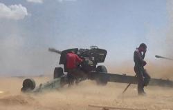 """الجيش السوري يستهدف """"النصرة"""" في ريفي حماة وإدلب"""