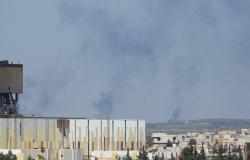إصابة مدنيين بينهم أطفال بحالات اختناق جراء استنشاق مواد غازية بريف حماة