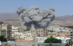 """اليمن... مقتل قيادي ميداني في """"أنصار الله"""" بغارات للتحالف على البيضاء"""