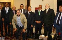 فيديو وصور.. أعضاء حزب الوفد يلتقطون صورا تذكارية بمقر احتفالية ثورة 1919