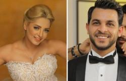 أول فيديو من حفل زفاف مي حلمي ومحمد رشاد