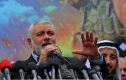 إسماعيل هنية يعلق على إعلان ترامب سيادة إسرائيل على الجولان المحتل