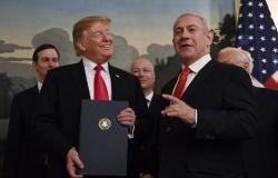 """عقب قرار ترامب بضم """"الجولان"""" لإسرائيل.. سوريا: إعتداء على وحدة الأرض.. روسيا:انتهاكا للقانون الدولي"""
