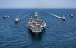 أمريكا تهدد إيران باتفاقية عسكرية مع حليفها الخليجي