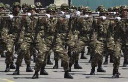 في ظل الاحتجاجات الجيش الجزائري يوقع اتفاقية عسكرية مع إيطاليا