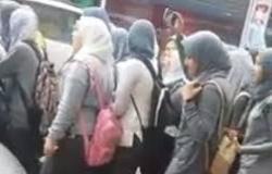 «فين الامتحان» هتاف طلاب أولى ثانوي بعد فشل اختبار الأحياء (فيديو)