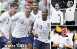 مباراة المنتخب الانجليزي ضد الجبل الأسود..العنصرية تفسد ليلة الخماسية المبهرة للإنجليز