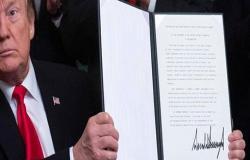 سوريا: قرار ترامب بشأن الجولان صفعة مهينة للمجتمع الدولي