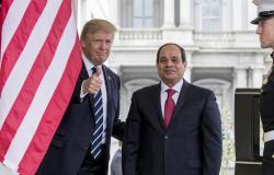 السيسي يصل واشنطن غدًا في زيارة رسمية تلبية لدعوة ترامب