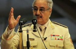 حفتر يرد على موسكو حول عملياته العسكرية في طرابلس
