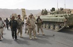 الجيش اليمني يحرر مواقع جديدة شرقي صنعاء