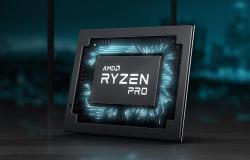 AMD تنافس إنتل عبر معالجات Ryzen Pro و Athlon Pro
