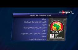 تعرف على ملاعب تدريب المنتخبات المشاركة في كأس أمم إفريقيا 2019