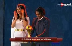 بطلة حفل القرعة.. ملكة جمال ترفض الإغراء وتحلم بـ«أحمد عز»