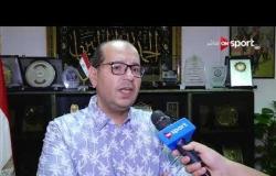 لقاء مع ياسر إدريس رئيس اتحاد السباحة وأبرز تصريحاته عن خناقة كرة الماء بين الأهلي والجزيرة