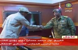 رئيس المجلس العسكري السوداني يتلقى اتصالات من الملك سلمان وأمير قطر ورئيس الإمارات