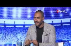محمد شوقي: معسكر المنتخب الأولمبي الأخير كان على أعلى مستوى