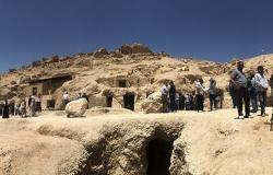 الكشف عن 3 مقابر في الأقصر تعود للأسرة الـ18 منذ نحو 3500 سنة (صور)