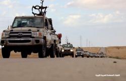 الجيش الليبي يرسل تعزيزات عسكرية جديدة إلى غربي البلاد