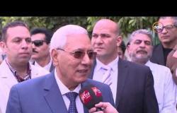 رسالة عدد من المحافظين في أول يوم تصويت بالاستفتاء داخل مصر