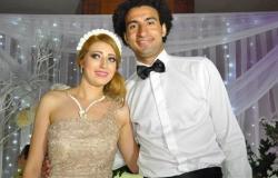 علي ربيع يُطلق زوجته قبل أسبوع من عيد ميلادها