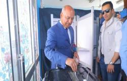لأول مرة.. كامل الوزير يصوت في استفتاء التعديلات الدستورية
