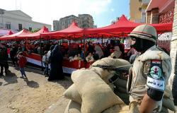 """مصر... ما حقيقة مد التصويت في الاستفتاء لـ""""يوم رابع"""""""