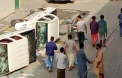 انتفاضة عمالية فى قطر بسبب الرواتب.. ومغردون: بتصرف فلوسها على الإرهابيين