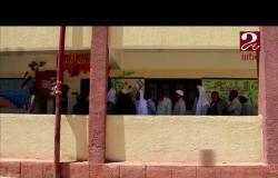 """مراسل """"صباحك مصري"""" يكشف تفاصيل عملية الاستفتاء على التعديلات الدستورية بالمنيا"""