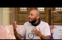 """السفيرة عزيزة - """" السفر في مصر سهل """" .. شعار شاب يجري من أسوان إلى الإسكندرية في 36 يوم"""