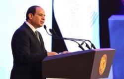 السيسى يؤكد لرئيس جنوب أفريقيا سعى مصر لتنسيق المواقف تجاه قضايا القارة