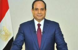السيسي موجها الشكر للمواطنين: الشعب المصري أبهر العالم باصطفافه الوطني
