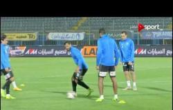 طه إسماعيل: أيمن حفني عامل زي عربية الإسعاف.. وممكن يخلص أي مباراة