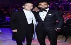 """صلاح ورامي مالك على سجادة """"التايم"""" ضمن أكثر 100 شخصية مؤثرة بالعالم"""