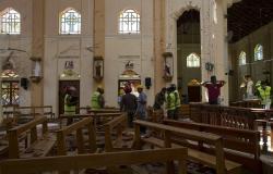 السلطات السريلانكية تغلق جميع الكنائس الكاثوليكية بالبلاد حتى إشعار آخر