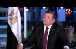 النائب أسامة هيكل يوضح أهمية دور المواطن السيناوي فى تنمية سيناء