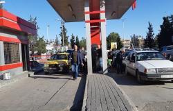"""سوريا... انحسار أزمة """"البنزين"""" والازدحام وانخفاض نسبي في سعر الدولار"""