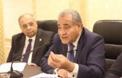 """""""التموين"""" تطلق القافلة الـ97 إلى شمال سيناء لتوفير السلع الغذائية"""