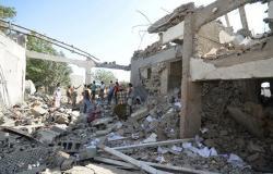 اليمن... ارتفاع حصيلة ضحايا قصف طيران التحالف في الضالع