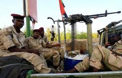 """الجيش السوداني ينشر الصور الأولى لـ""""طائرة الذهب"""" الموقوفة في الخرطوم"""