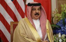 احتجاجات في بريطانيا... ماذا دار بين العاهل البحريني والملكة إليزابيث
