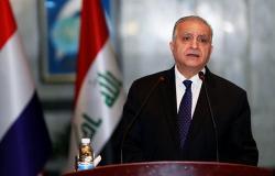 وزير الخارجية العراقي يزور الكويت ويلتقي الشيخ صباح