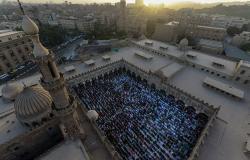 لأول مرة هذا العام... ظاهرة مناخية جديدة في مصر